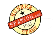 Rubber Stamp Station