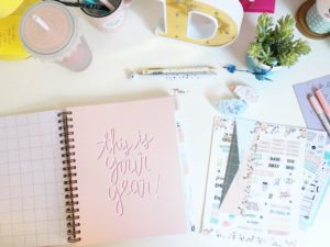 stationary project stamp ideas