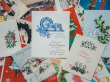 Holiday Rubber Stamps for Crafters